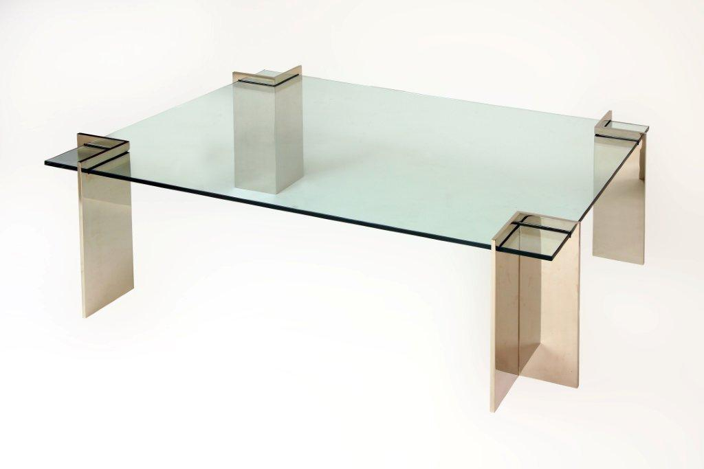 polished stainless steel collection