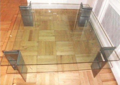 Angle Leg Console Table