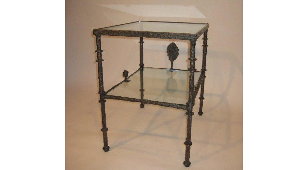 Diego Giacometti End Table Night Stand